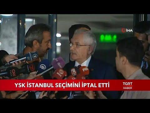 YSK Başkanı Sadi Güven'den İstanbul Açıklaması
