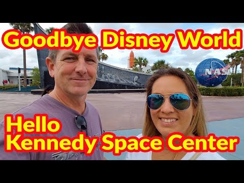 Full Time RV Living   Goodbye Fort Wilderness, Hello Kennedy Space Center   S2 EP067