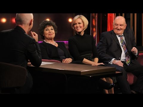 'It was convenient' Ingrid discusses date night with George Hook! | The Ray D'Arcy Show