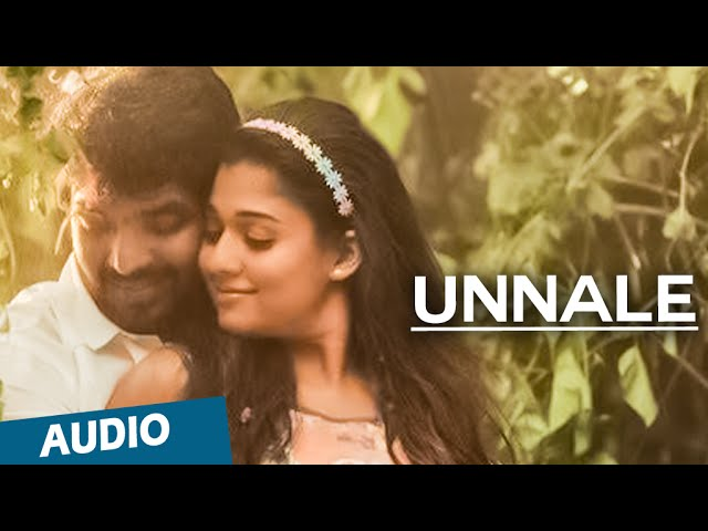 Unnale Official Full Song - Raja Rani Travel Video