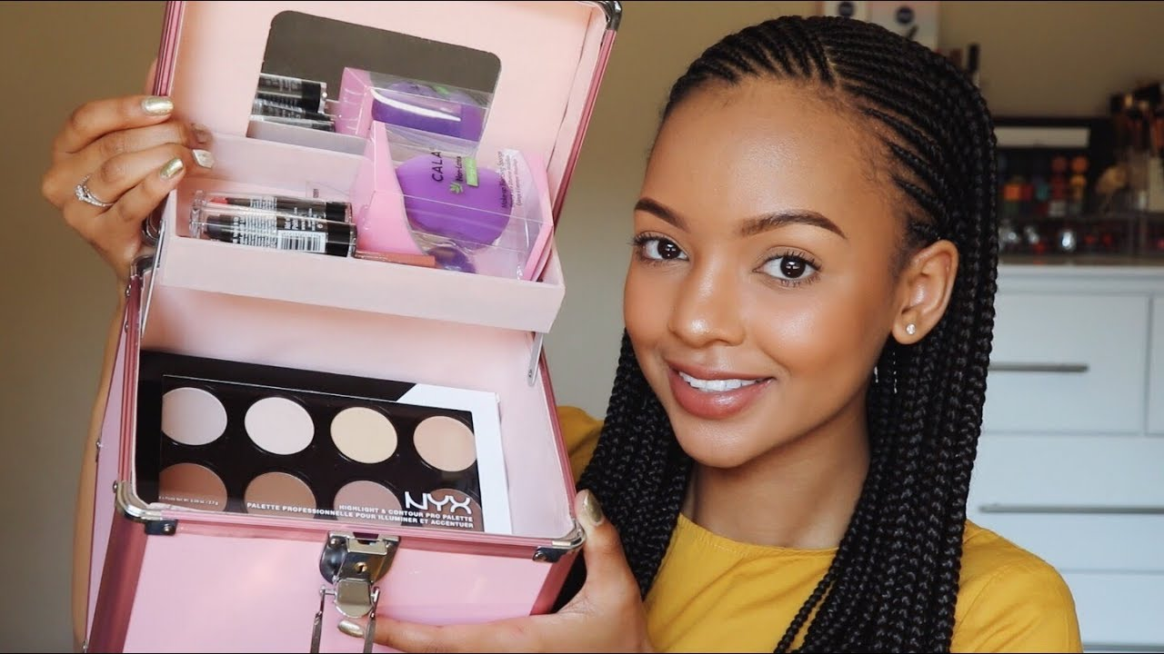Beginners Makeup Kit Guide Giveaway Mihlali N You