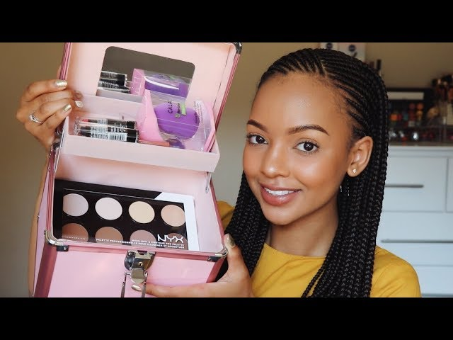 Beginners Makeup Kit Guide + GIVEAWAY | MIHLALI N