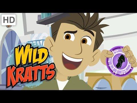 Wild Kratts  Explore Africa! (Part 2/2)   Kids Videos