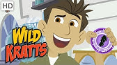 Wild Kratts 🐊 Explore Africa! (Part 2/2) | Kids Videos