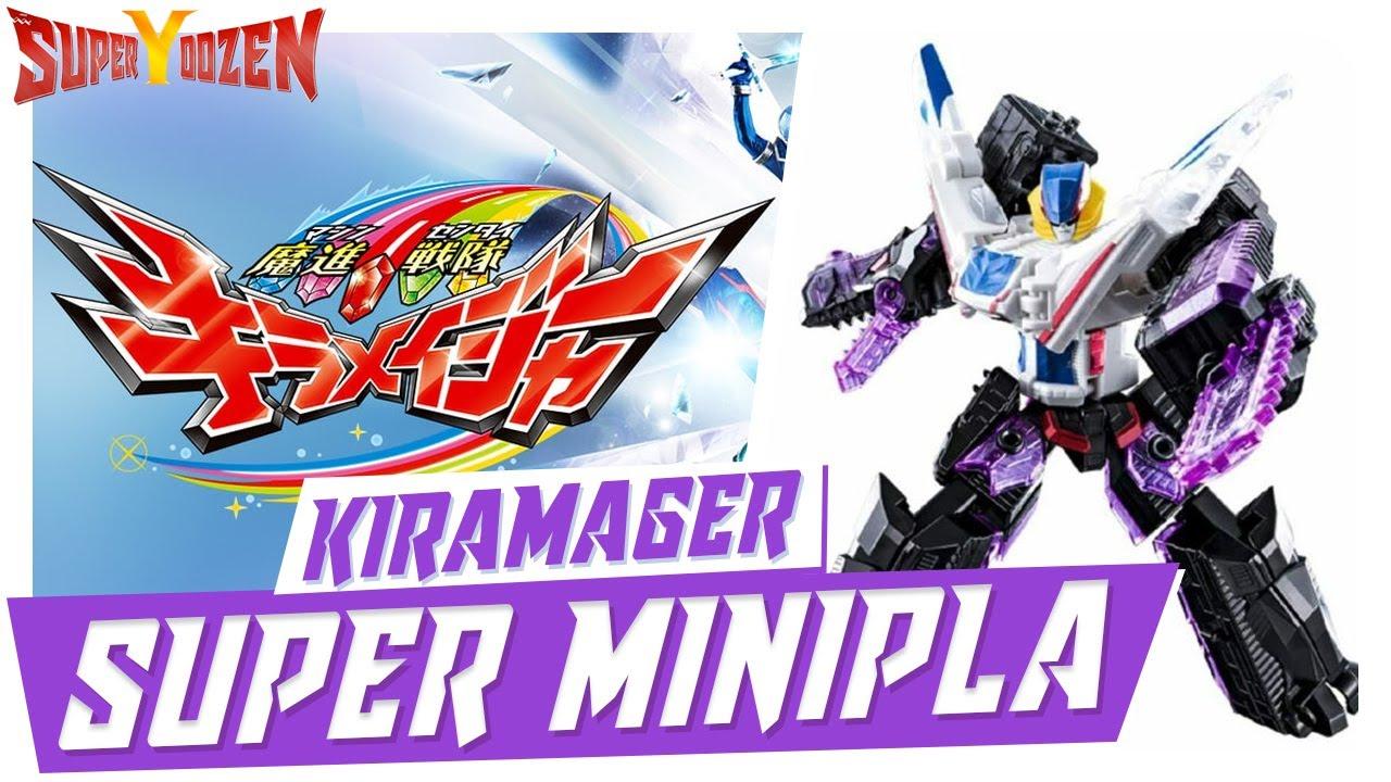 Unboxing King Express (Super Minipla) - Kiramager
