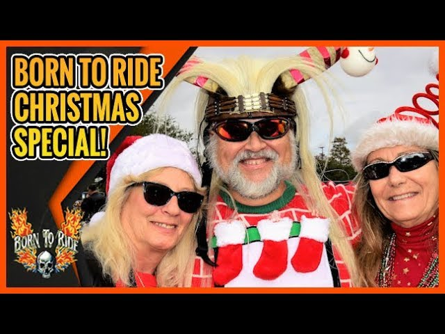 Born To Ride Episode 1192 - Born To Ride Christmas Special
