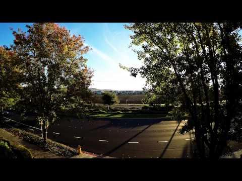 SunRise Timelaps 4K Waterford Apartments Dublin CA