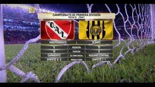 CA Independiente vs Olimpo full match