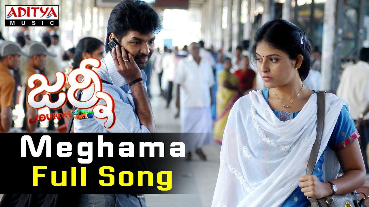 Download Meghama Full Song ll Journey Songs ll Sharwanand, Jai, Anjali, Ananya