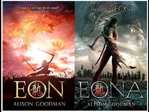 Image result for eon by alison goodman