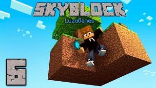 UNA GRANJA DE CALAMARES?! E6 SkyBlock