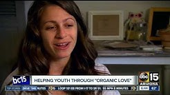 Phoenix woman starts non-profit Organic With Love in honor of cousin
