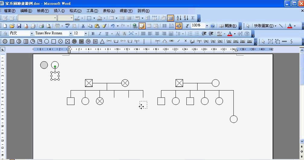 親愛社工師事務所家系圖繪製範例.avi - YouTube