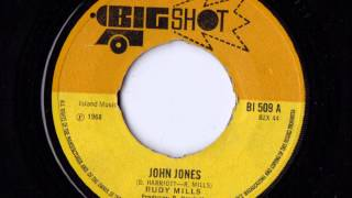 Rudy Mills John Jones - Big Shot