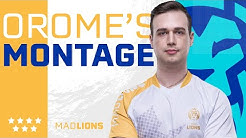 """""""Orome has zoned G2 into another dimension"""" 