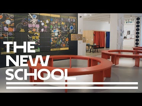 The Sheila Johnson Design Center at Parsons School of Design