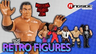 WWE FIGURE INSIDER: WWE Retro Figures - WWE Toy Wrestling Action Figure