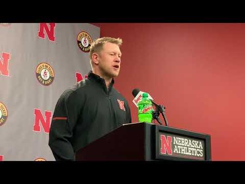Nebraska Recruiting: Scott Frost on the Huskers' 2019 Recruiting Class