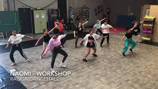 Ragga Dance Hall - Girly - Naomi   Funky Feet Academy