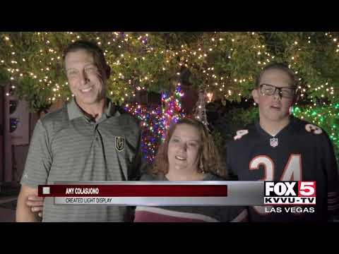 Vegas home puts on a show every holiday season Mp3
