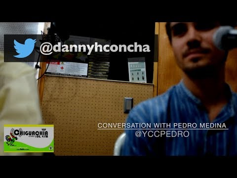 Talking about Colombia, Audiovisuals and Social Media with Pedro Medina (ENGLISH SUBTITLES)