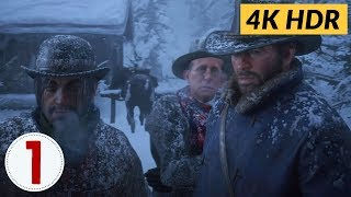 Chapter 1. Ep.1 - Red Dead Redemption 2 [4K HDR]