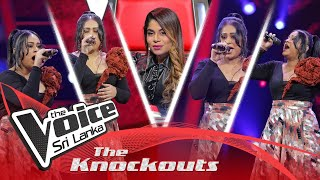 Piumi Senanayake | Skyfall | The Knockouts | The Voice Sri Lanka Thumbnail