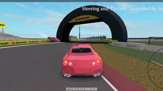 AI Rennwagen in Roblox
