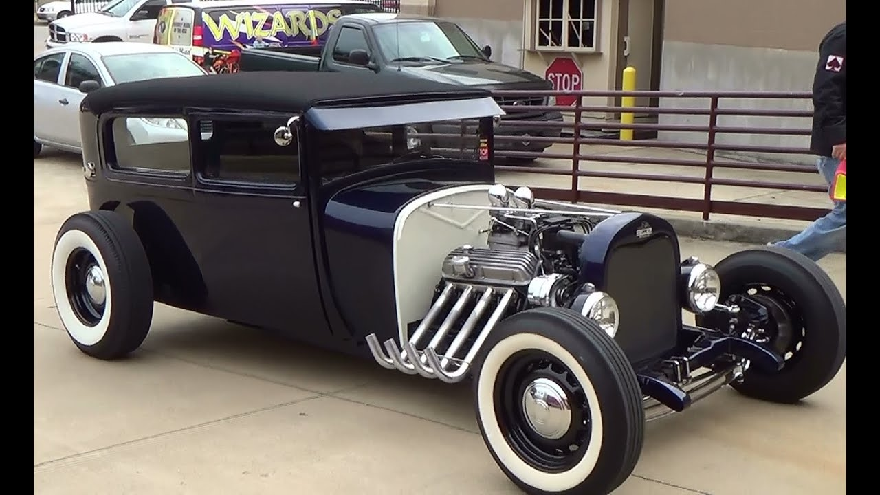 1929 Ford Model A Hot Rod World Of Wheels Chattanooga 2014