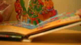 Muppet Christmas Eve Mini Pop-up Book
