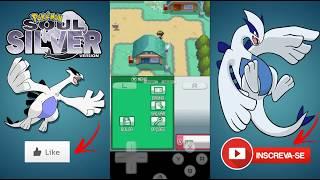 Como baixar e instalar Pokémon soul Silver em Português + EMULADOR DraStic para Celular 2017