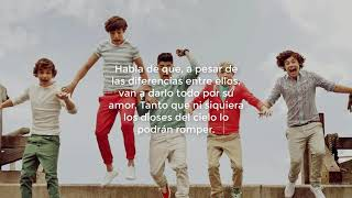 Canciones para dedicar de ''One Direction''.