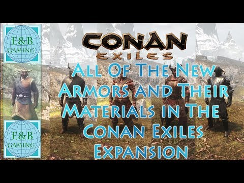 conan-exiles---new-armors,-all-sets-materials-in-frozen-north-expansion