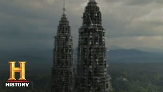 Life After People: Tallest Buildings | History