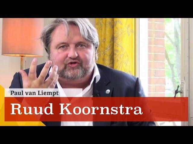 Ruud Koornstra: Het is oorlog. Ik zeg: in 2030 heel NL 100% duurzaam. #VDOTV