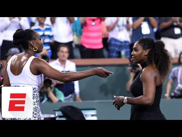 Venus Williams beats Serena Williams for first time in nearly four years | ESPN #1