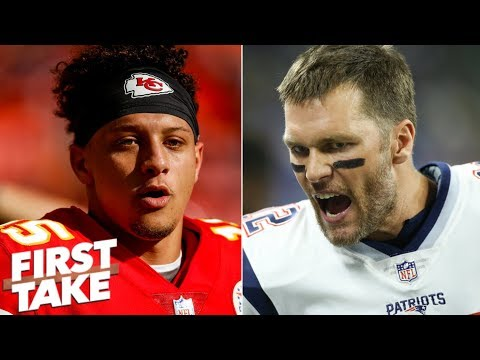 Do the Chiefs have a clear path to the Super Bowl in the AFC?   First Take