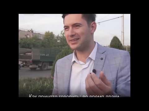 Почему таджикистанцы дерутся с ножами