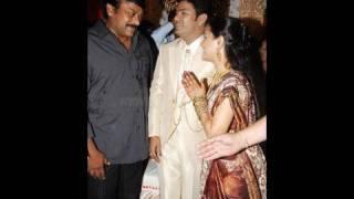 Heroine Laya and Actor Shiva Reddy