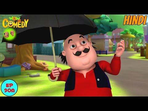 Motu Ka Sapna - Motu Patlu in Hindi - 3D Animated cartoon series for kids thumbnail