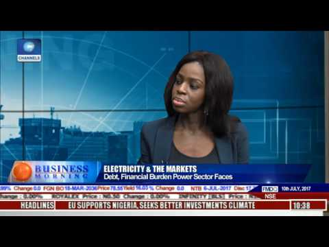 Business Morning: Focus On Equities & Debts Markets Options For FG Pt 1