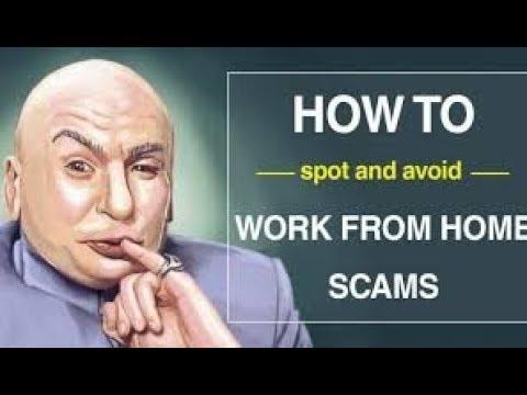 work from home scam alert caught your ass !!! pt1