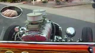 1923 Blown T-Bucket