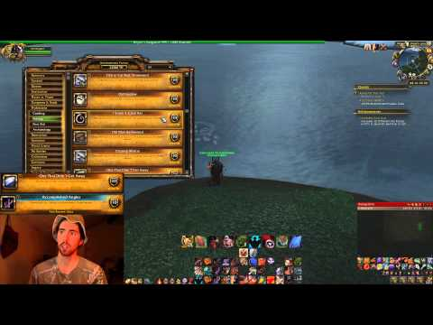 How To Get The Salty Title (Updated For Patch 6.1/Warlords Of Draenor)