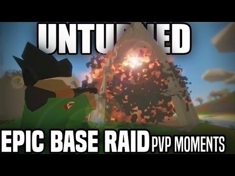 Unturned PEI Modded PvP: DETECTIVE BOOM w/ DizzyD262
