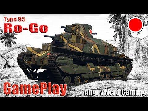 """War Thunder: Type 95 """"Ro-Go"""", GamePlay"""