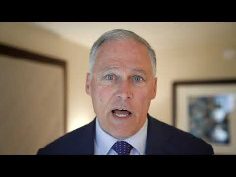 2020 Presidential Candidate Jay Inslee's Message to AJC Global Forum