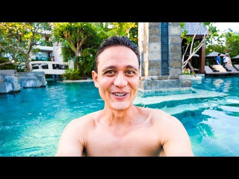Bali LUXURY BEACH RESORT - Full Tour and Review of  Sofitel Hotel in Bali,  Indonesia!