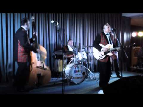"Rock & Roll Shindig with Phil Haley & His Comments - ""Rock A Beatin"