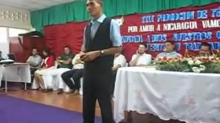 He de luchar Melvin Arauz